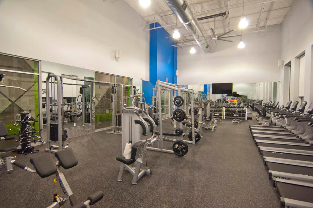 Fitness Center at the Deal Sephardic Network Community Center