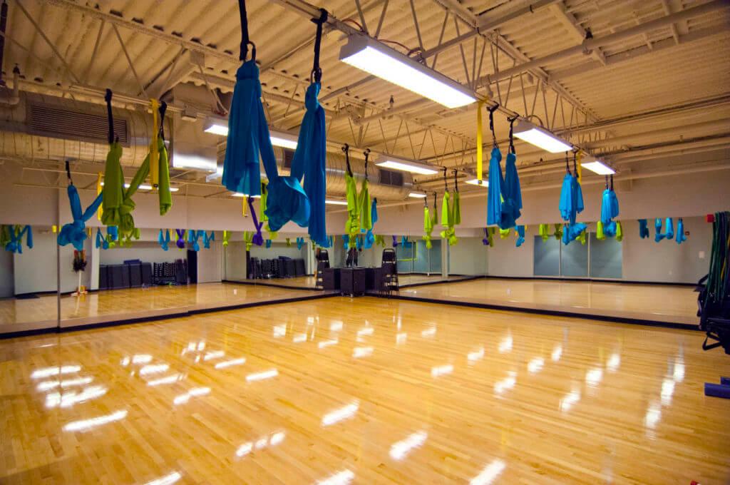 Yoga Room at the Deal Sephardic Network Community Center